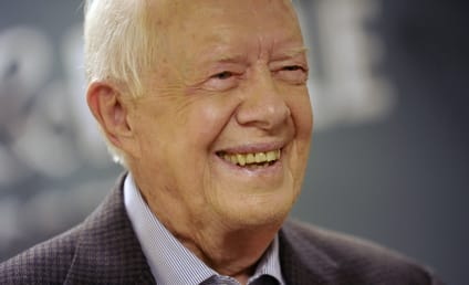 Jimmy Carter Reveals Brain Cancer, Begins Treatment Today