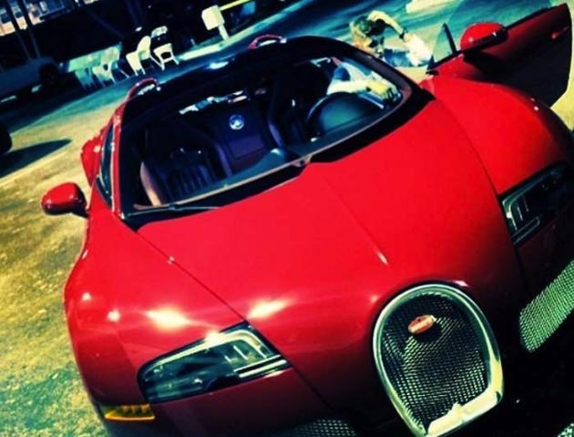 Justin Bieber, Bugatti