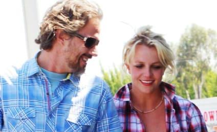 Britney Spears, K-Fed Reunite For the Kiddos