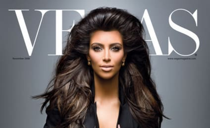 Kim Kardashian: What Happens in Vegas Magazine...