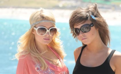Brittany Flickinger and Paris Hilton Go Down Under