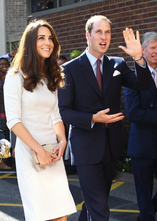 Prince William, Duchess Catherine