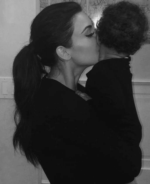 A Kiss for North