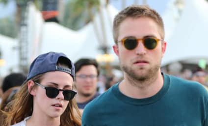 Robert Pattinson and Kristen Stewart: It's OVER (at Least For Now)!