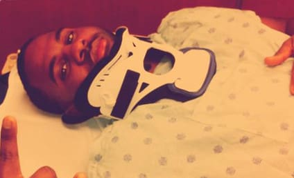 Jason Derulo Fractures Neck, Tweets Funny Pic