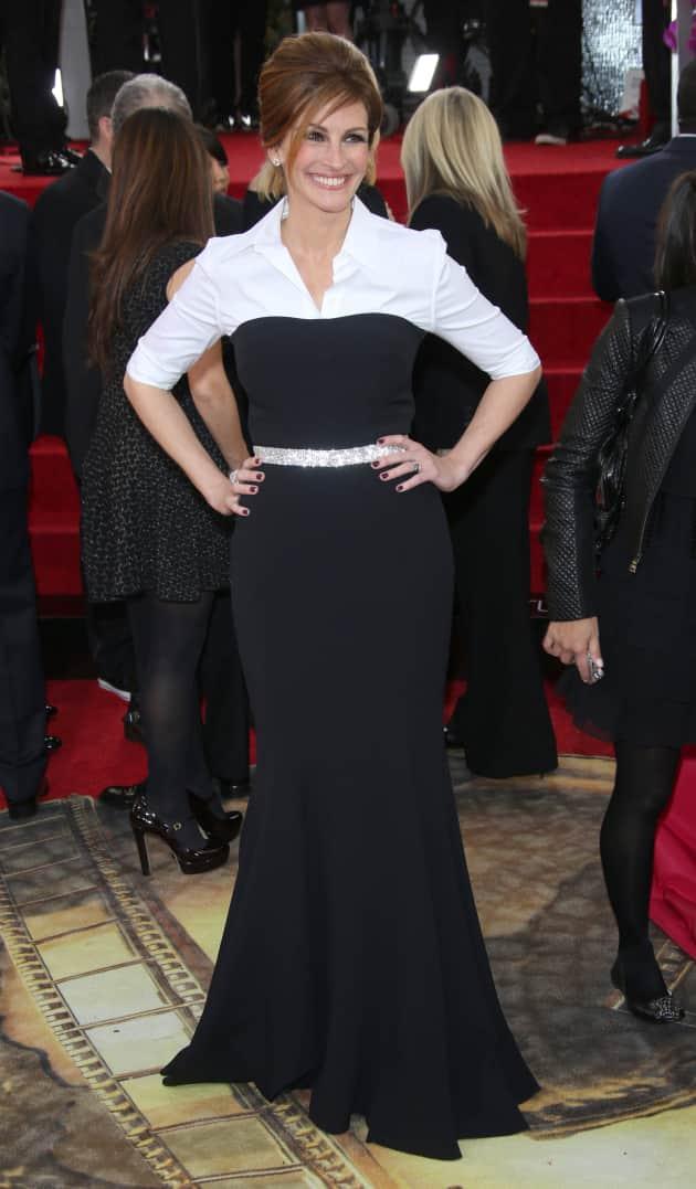 Julia Roberts at 2014 Golden Globes