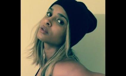 Ciara: Baby Bump Selfies!