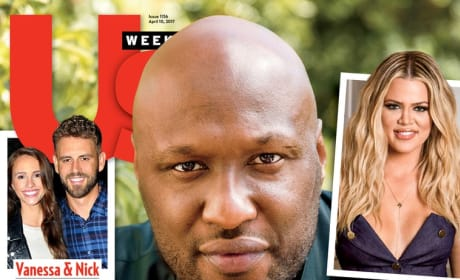 Lamar Odom Us Weekly Cover