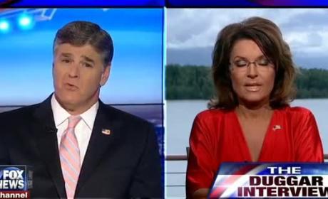 Sarah Palin Talks Josh Duggar Sex Scandal
