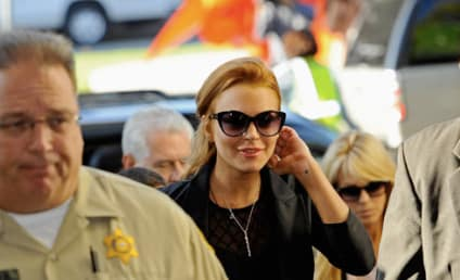 Lindsay Lohan Denied Bail, Taken Into Custody!