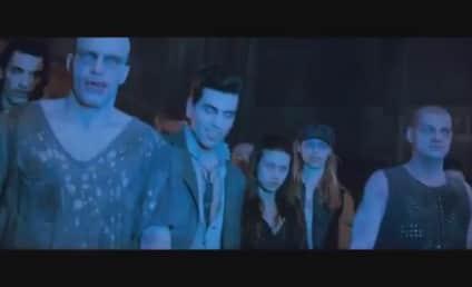The Mortal Instruments City of Bones International Trailer: Arrived!