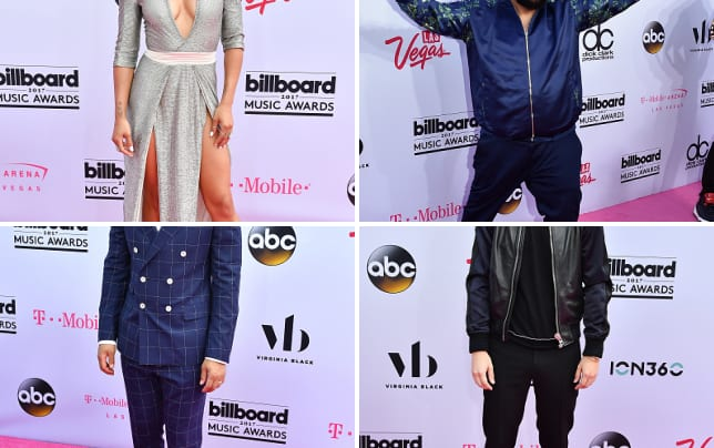 Sibley scoles attends billboard music awards