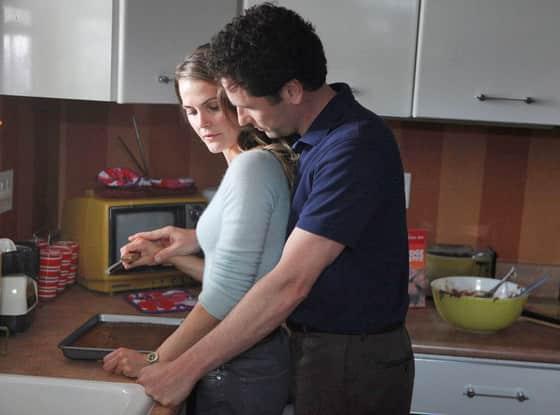 Keri Russell & Matthew Rhys