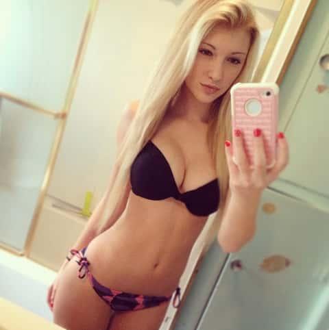 Anna Faith Carlson Bikini Photo