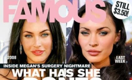 Megan Fox Photos: Literally Sizzling!