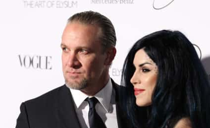 Jesse James and Kat Von D: Engaged!