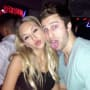 Corinne Olympios and Keith Berman