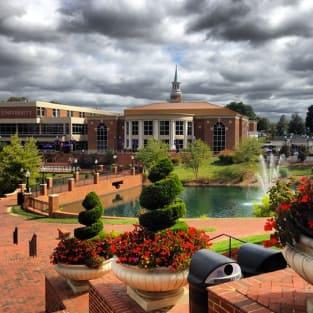 High Point University Photo