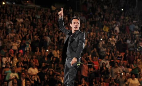 Marc Anthony Concert Pic