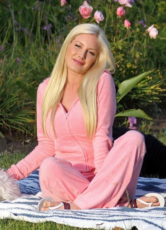 Pink Sweatsuit