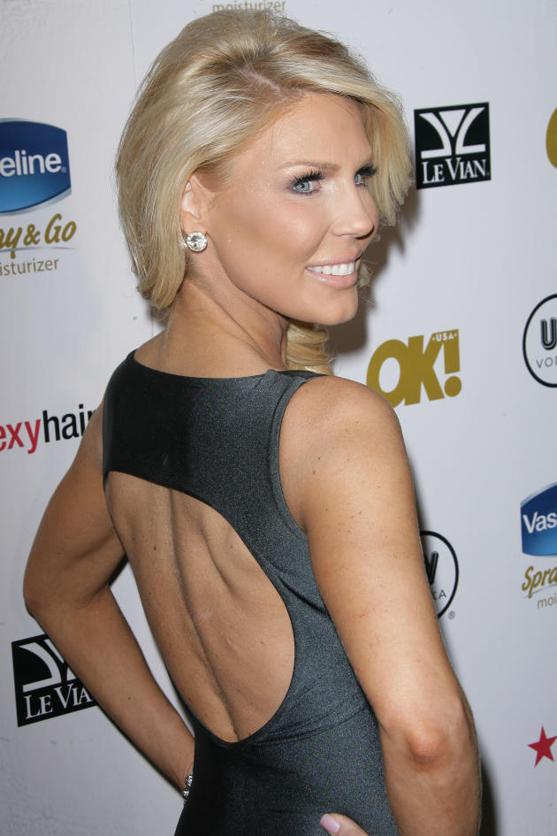 Gretchen Rossi Red Carpet Pic