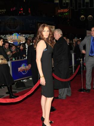 Julia Roberts Red Carpet Picture