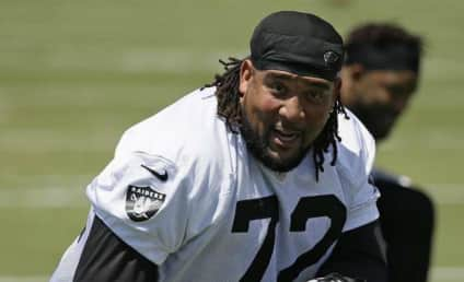 Donald Penn Gets Camilla Poindexter Pregnant; NFL Star Put on BLAST By Wife
