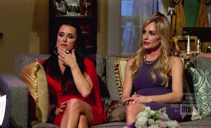 Kyle Richards to Bravo: Bring Back Taylor Armstrong!