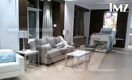 Beyonce Hospital Birthing Suite: Nicer Than Yours!