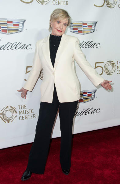 Florence Henderson in 2015