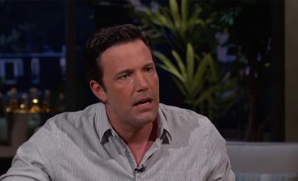 Ben Affleck on F Bomb-Filled Interview: #SorryNotSorry!