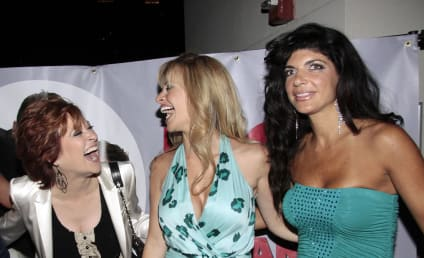 Caroline Manzo Goes Off on Teresa Giudice