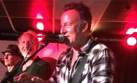 Bruce Springsteen Stuns Jersey Bar Patrons with Two-Hour Concert