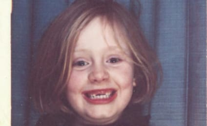 Adele Throws It WAY Back for Amazing Cover Art