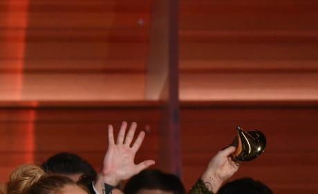 Adele Wins Huge!