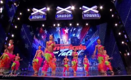 America's Got Talent Recap: What is Air Sex?