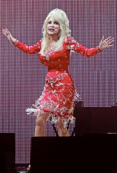 Jessica Simpson, Dolly Parton Bond Over Huge Breasts - The Hollywood Gossip