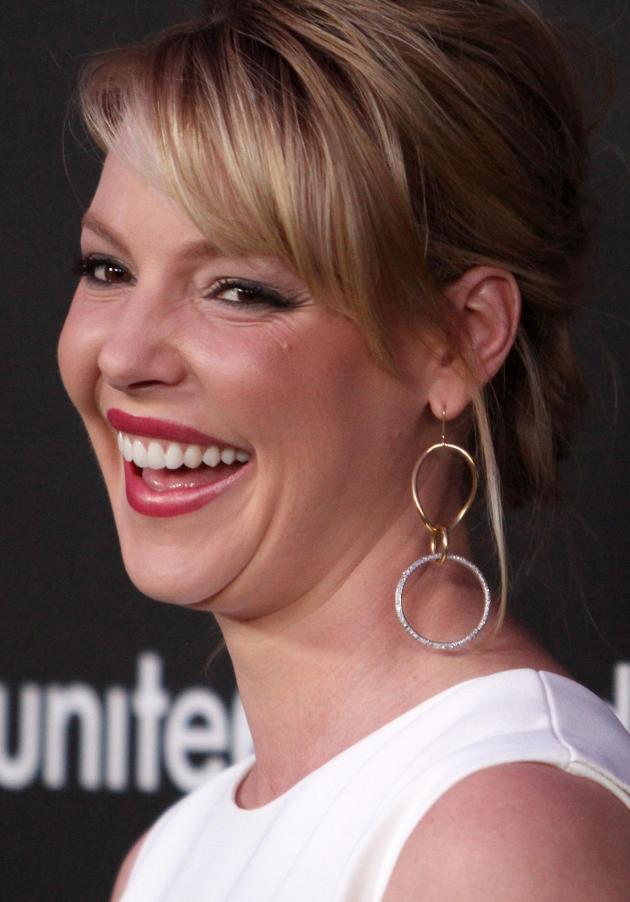 Katherine Heigl Laughs
