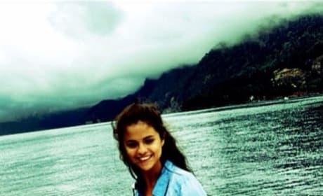 Selena Gomez Instagram Image