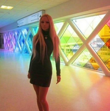 Human Barbie Instagram
