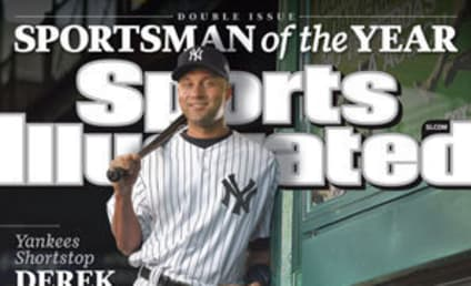 Derek Jeter Named Sports Illustrated Sportsman of the Year