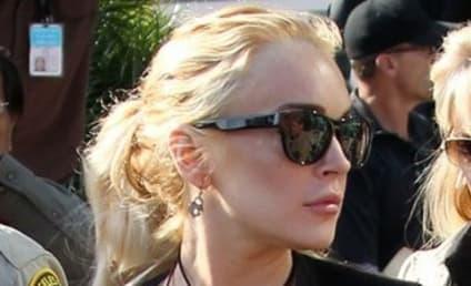 Lindsay Lohan to Michael Lohan: STFU!