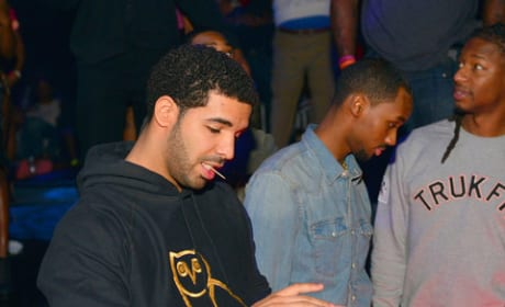 Drake Strip Club Pic