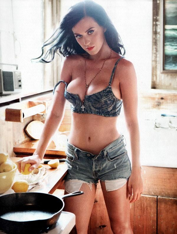 Katy Perry in Rolling Stone Magazine