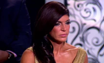 Teresa Giudice: Getting RIPPED in Prison!