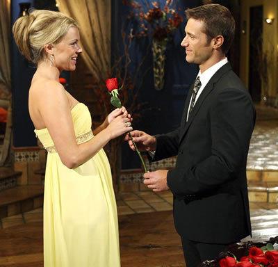 Jake and Ali on The Bachelor