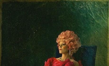 Effie Trinket Portrait