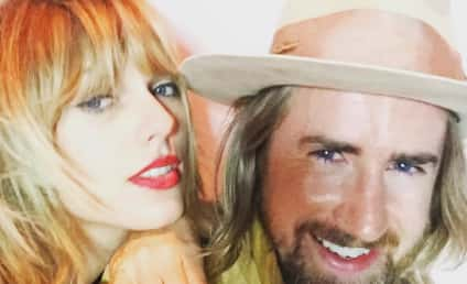 Taylor Swift Hangs with WHO at Liberty Ross Birthday Party?!?