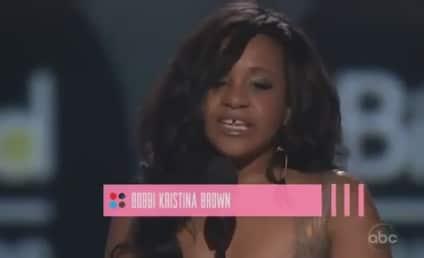Whitney Houston Tribute: Jordin Sparks Sings, Bobbi Kristina Brown Accepts Billboard Millennium Award