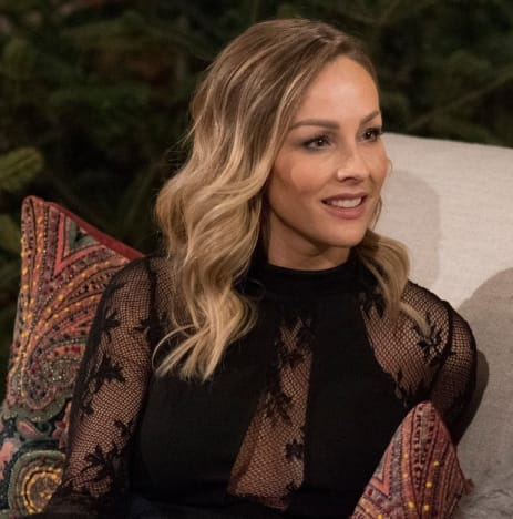 Clare Crawley on The Bachelor